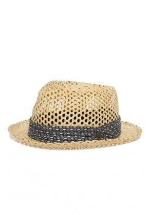 כובע קש לגבר מתוך הבלוג של הסטייליסטית אושרת אורן