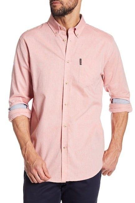 חולצה מכופתרת לגברים מתוך הבלוג של הסטייליסטית אושרת אורן