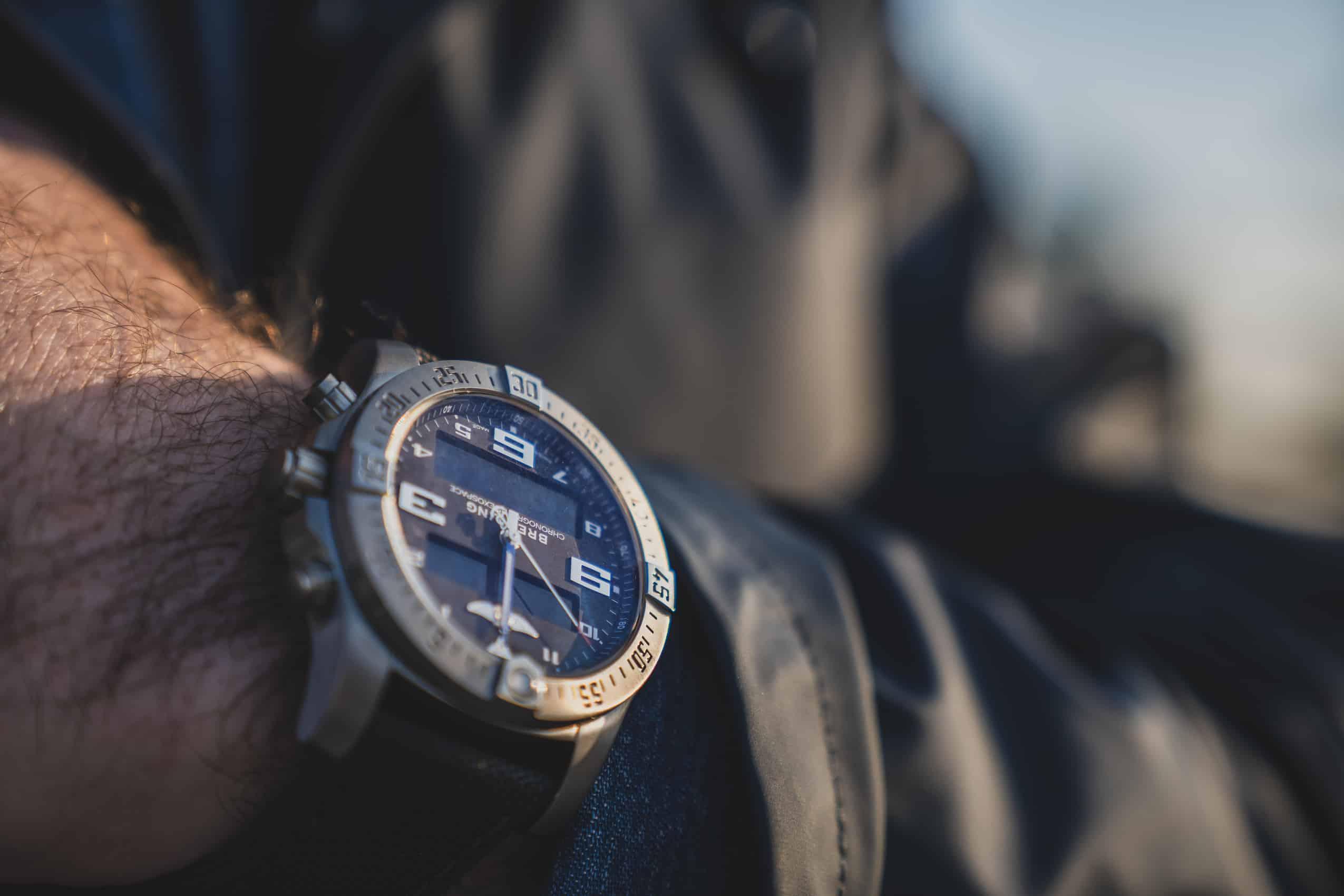 שעון ברייטלינג פדני